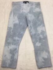 Joes Jeans Womens Camo Slate The Legging Capri Jeans Size S 27x22 Stretch Hemmed