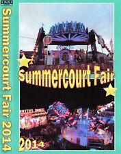 NEW SUMMERCOURT 2014 FAIRGROUND TRANSPORT DVD SHOWMANS FUNFAIR