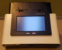 Kodak Scan Station 500 Network Option Connect to A3 Flat Scan - Free Shipping