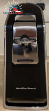 Hamilton Beach (76606Za) Smooth Touch Electric Automatic Can Opener with 00006000  Easy Pu