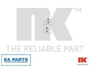 Accessory Kit, disc brake pads for SEAT VW NK 7999048