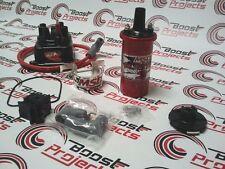 93-97 DEL SOL 92-00 CIVIC 94-01 INTEGRA MSD EXTERNAL COIL DISTRIBUTOR CAP KIT