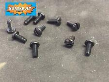 Quadrajet throttle blade screws. 10 in package Quadrajet Power LLC