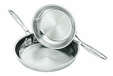 New SCANPAN Impact 2pc Frypan Set 20cm & 28cm (RRP $185)