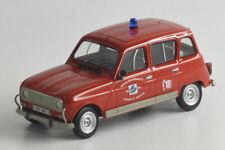ELI101603 RENAULT 4 TL SDIS 1979 AVEC FIGURINE