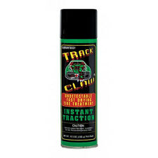 TRACK CLAW INSTANT TRACTION SPRAY-ON TIRE SOFTENER SOAK TREATMENT FAST DRYING