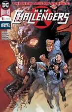 NEW CHALLENGERS #1, New, First print, DC UNIVERSE (2018)