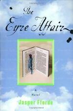 The Eyre Affair by Jasper Fforde (2002, Hardcover)