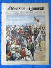 La Domenica del Corriere 19 ottobre 1902 Card.Ferrari - Milano - Palestina