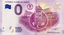 BILLET 0 ZERO EURO SCHEIN SOUVENIR FUTEBOL CLUB DO PORTO 2018-1