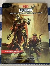 Dungeons and Dragons Eberron: Rising from the Last War 5th Edition D&D Book