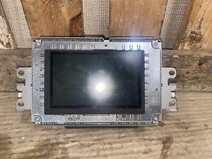 Genuine Used Volvo V40 2012-2019 Display Screen 31427007