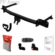 Witter Towbar for Vauxhall Corsa (E) Hatchback / Hatch 2014 On - Flange Tow Bar