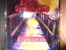 JOHN FOXX SIDEMAN LOUIS GORDON Closed.Gone Fishing.