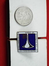C.Y.C. YOUTH BAND OF THE REPUBLIC OF CHINA PIN
