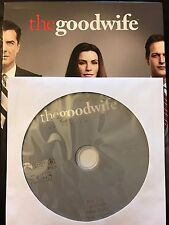 The Good Wife - Season 2, Disc 4 REPLACEMENT DISC (not full season)