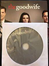 The Good Wife - Season 2, Disc 4 REPLACEMENT DISC (not full season)