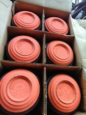 NIB 1~Case 90 count REMINGTON STS Orange Dome Clay Skeet & Trap Shooing Targets