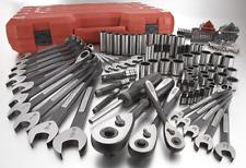 Craftsman 153-Piece Universal Mechanic Tool Set SAE Metric Socket Wrench 153 Pc