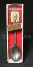 Vintage Hummel Silver-plated Christmas Spoon 1985