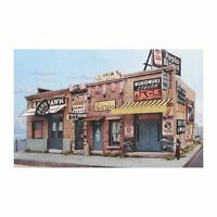 DOWNTOWN DECO N SCALE ADDAMS AVE. PART ONE | BN | 2000