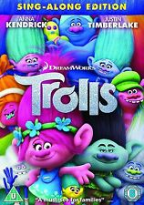 Trolls - DVD - Brand New & Sealed