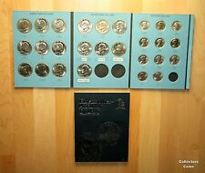 1971-1999  $1 Eisenhower & Susan B Anthony Dollar 27 coin PDS Uncirculated Set
