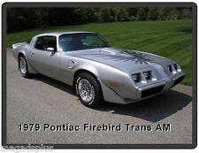 1979 Pontiac Firebird Trans Am Auto Car  Refrigerator / Tool Box  Magnet