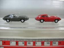 N328-0,5# 2x Wiking H0 Modelle Jaguar 2n