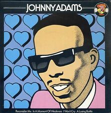 7inch JOHNNY ADAMS recondsider me EP UK EX