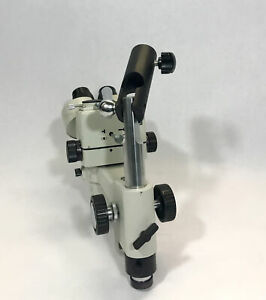National Microscope Body with 0.5X Objective and Holder