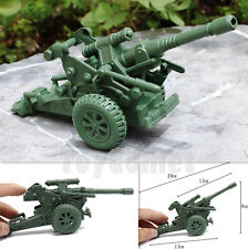 Military Anti Aircraft Gun Cannon Model Toy Soldier Action Figure Accessory