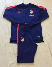 Nike Atlético Madrid 18/19 seco Squad Chándal. (Talla S) (919972 456).