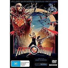 Flash Gordon DVD ***NEW SEALED*** Region 4 CLASSICS REMASTERED