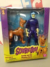 Charter LTD Hanna-Barbera Scooby Doo Series 1 Scooby Phantom Racer Figures Set