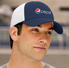 New Era Pepsi Stretch Mesh Cap Embroidered Pepsi Logo (Adult LG/XL)  *NEW