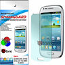 3 Películas para Samsung Galaxy S3 Mini i8190 Protector Guardar Pantalla