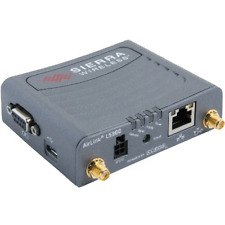 Sierra Wireless AirLink LS300 Verizon EVDO Modem with GPS - DC Power Adapter