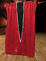 Nike JORDAN  Basketball Shorts Red
