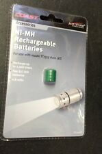 Ni-MH Rechargeable Batteries Coast lights