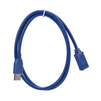 1M USB3.0 Extension Cord 3.0 Extension Cord USB AM to AF Extension Cable CordH&T