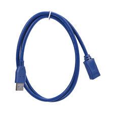Rallonge USB 3.0 cordon prolongateur USB AM à AF câble d'extension 3,0 dm