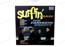 The Fantastic Baggys - Surfin' Craze UK LP 1986 /3