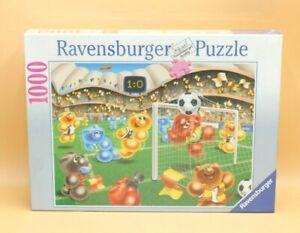 🧩 NEU: Gelini Schuss und Tor ++ Puzzle 1000 Teile Ravensburger ++🧩