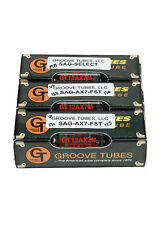 Groove Tubes - GT-SAG-FST - Fender Soft Touch Preamp Tube Kit - Matched