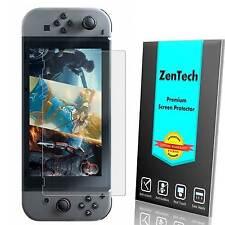 2X ZenTech® Ultra Clear Screen Protector Guard Shield Armor For Nintendo Switch