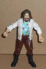 WWE Famous Scenes CACTUS JACK MICK FOLEY Jakks WWF Figure