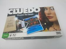 Cluedo Discover the Secrets - 2008 Board Game - 100% Complete Parker Hasbro