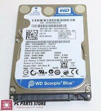 Western Digital 250GB 2.5 WD2500BEVT-75ZCT2 2061-701499-E00 AC FOR PARTS/REPAIR