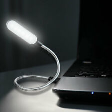 Portable USB LED Mini Book Light Reading Light for Laptop flash for Notebook